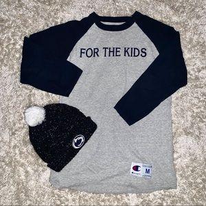 Penn State THON Baseball T-Shirt